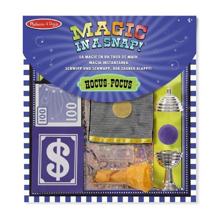 Melissa & Doug Magic in a Snap - Hocus Pocus